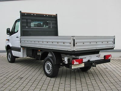 ATTELAGE VOLKSWAGEN CRAFTER CHASSIS 06/2006->04/2017 - Rotule equerre - attache remorque GDW-BOISNIER