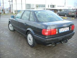 ATTELAGE AUDI 80 1991->1995 (Berline et Break) - attache remorque GDW-BOISNIER