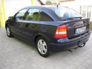 ATTELAGE OPEL Astra (type G) - berline - 3, 4 et 5 portes - (sauf Coupe et cabr