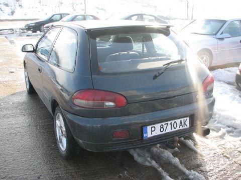 Mitsubishi colt cabriolet