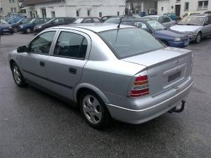ATTELAGE OPEL Astra Coffre (type G) - 1999->2003 - RDSO demontable sans outil - fabriquant GDW-BOISNIER