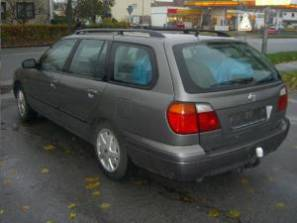 ATTELAGE NISSAN Primera break - 1998-> 2002 (type P11) - attache remorque GDW-BOISNIER
