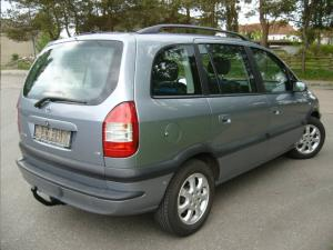 ATTELAGE OPEL Zafira 1999->2005 - RDSO demontable sans outil - fabriquant GDW-BOISNIER