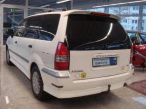ATTELAGE MITSUBISHI Space runner 1999->2002 RDSO demontable sans outil - GDW-BOISNIER