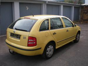 ATTELAGE SKODA Fabia combi (break) RS line - RDSO demontable sans outil - attache remorque GDW-BOISNIER