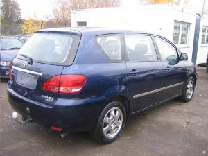 ATTELAGE TOYOTA Avensis verso 2001->2004 - RDSO demontable sans outil - fabriquant GDW-BOISNIER