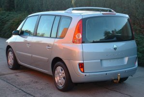 ATTELAGE Renault Espace IV (chassis court) - RDSO demontable sans outil - fabriquant GDW-