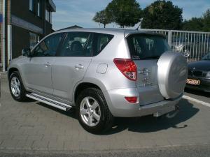 Attelage démontable Toyota RAV-4 RAV4 sans roue 5 portes 2006-2013 faisceau