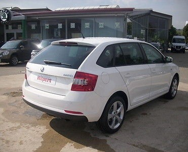 ATTELAGE SKODA RAPID BREAK 2012-> - (SPACEBACK) - RDSOH demontable sans outil - attache remorque GDW BOISNIER