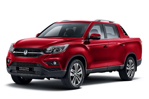 ATTELAGE SSANGYONG MUSSO SPORTS II 01/2018-> - Rotule equerre - attache remorque GDW-BOISNIER