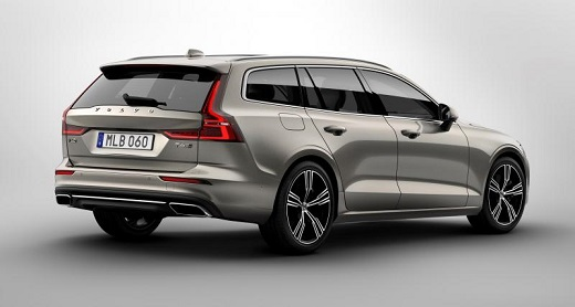 ATTELAGE VOLVO V60 II 02/2018-> (type 225) - RDSO demontable sans outil - attache remorque GDW-BOISNIER