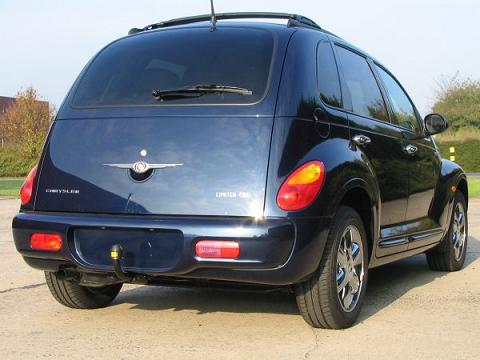 ATTELAGE CHRYSLER PT Cruiser Cabriolet 10/2000-> attache remorque ATNOR