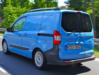 ATTELAGE FORD TRANSIT COURIER 2014-> -Rotule equerre - attache remorque ATNOR