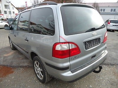 ATTELAGE FORD GALAXY 2000->2006 - COL DE CYGNE - attache remorque ATNOR