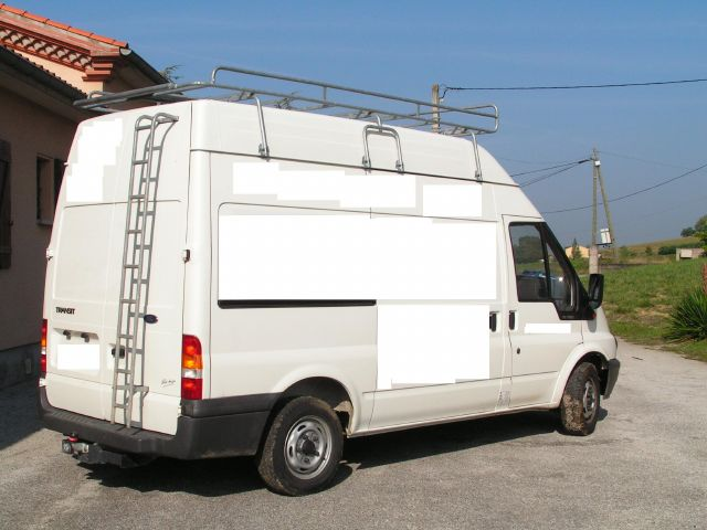 ATTELAGE FORD TRANSIT CHASSIS CABINE2 05/2000-> - attache remorque ATNOR