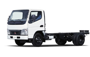 ATTELAGE MITSUBISHI CANTER - attache remorque ATNOR