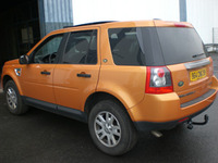 ATTELAGE LAND ROVER FREELANDER 2007-> - attache remorque ATNOR