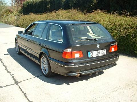 ATTELAGE BMW Serie 5 Break 10/1995->06/2004 (E39) - Col de cygne - attache remorque ATNOR