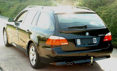 ATTELAGE BMW Serie 5 Break 06/2004-> (E61) - RDSO demontable sans outil - attache remorque ATNOR