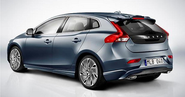 ATTELAGE VOLVO V40 2012-> - RDSO demontable sans outil - attache remorque BRINK-THULE