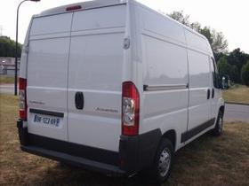 ATTELAGE PEUGEOT BOXER CHASSIS CABINE 2006-> - rotule equerre - attache remorque BRINK-THULE