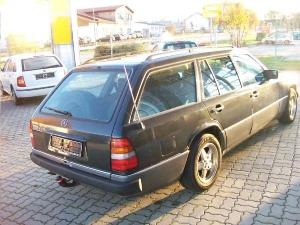 ATTELAGE MERCEDES CLASSE E break 1993->S124 - attache remorque BRINK-THULE