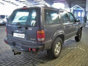 ATTELAGE Ford Explorer 1998->2001 - rotule equerre - attache remorque BRINK-THULE