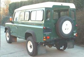 ATTELAGE Land Rover Defender - 1999-> - rotule equerre - attache remorque BRINK-THULE