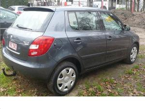 ATTELAGE Skoda Fabia BREAK 2001-> - RDSO demontable sans outil - attache remorque BRINK-THULE