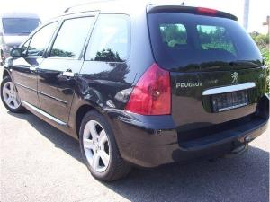 ATTELAGE PEUGEOT 307 break / SW - RDSO demontable sans outil - attache remorque