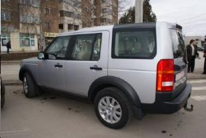 ATTELAGE Land Rover DISCOVERY 2005->2009 - RDSO demontable sans outil - attache remorque BRINK-THULE
