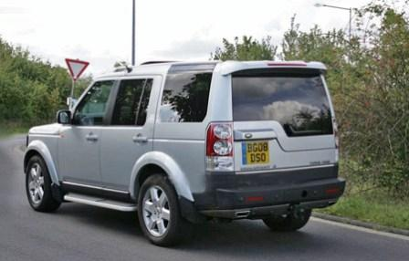 ATTELAGE Land Rover DISCOVERY 2009-> RDSO demontable sans outil - attache remorque BRINK-THULE