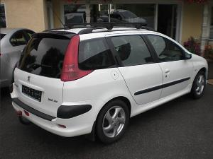 ATTELAGE PEUGEOT 206 break / SW - RDSO demontable sans outil - attache remorque