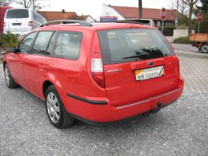 ATTELAGE Ford Mondeo break 2000->07 - attache remorque BRINK-THULE