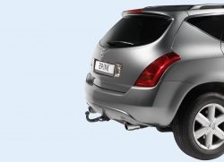 ATTELAGE NISSAN Murano 4x4 2004->2008 RDSO demontable sans outil - attache remorque BRINK-THULE