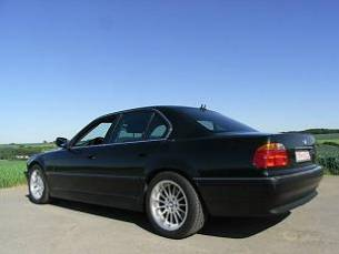 ATTELAGE BMW Serie 7 Berline 1994->2001 (E38) - RDSO Demontable sans Outil - attache remorque WESTFALIA