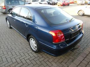 ATTELAGE Toyota Avensis 2003->2009 (T25) - RDSO - demontable
