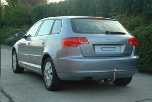 ATTELAGE Audi A3 Sportback 2004->2008 (inclus Quattro) - COL DE CYGNE