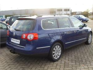 ATTELAGE Volkswagen Passat break 2005->2010 (inclus 4Motion) - rotule equerre - attache remorque BRINK-THULE