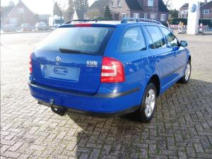 ATTELAGE Skoda Octavia break 2005->(1Z) - RDSO demontable sans outil - attache remorque BRINK-THULE