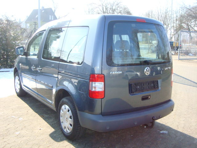 ATTELAGE VOLKSWAGEN Caddy 2004-> - RDSO - demontable sans outil - BRINK-THULE