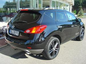 ATTELAGE NISSAN Murano 2008-> RDSO demontable sans outil - BRINK-THULE
