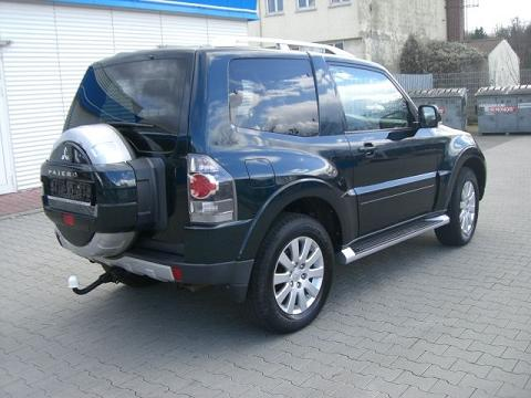 ATTELAGE MITSUBISHI PAJERO COURT 2002->2007 - RDSO demontable sans outil - attache remorque BRINK-THULE