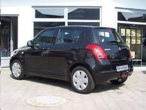ATTELAGE Suzuki Swift hayon 4WD 2006-> RDSO demontable sans outil - BRINK-THULE