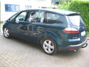 ATTELAGE Ford S-MAX 2006-> - livre avec RDSO- attache remorque BRINK-THULE
