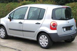 ATTELAGE Renault Modus 2004->2008 - RDSO demontable sans outil - BRINK-THULE