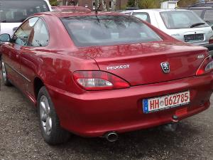 ATTELAGE PEUGEOT 406 Coupe - 1997-> - RDSO demontable sans outil - BRINK-THULE