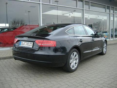 prix audi a5 sportback 2009. Black Bedroom Furniture Sets. Home Design Ideas