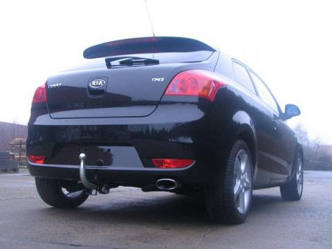 ATTELAGE KIA Ceed Hayon 2008-> (ED) 3P) - RDSO demontable sans outil - attache remorque BRINK-THULE