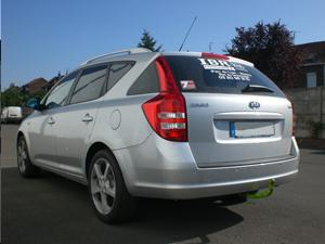 ATTELAGE KIA CEE-D BREAK 2007->2012 (Sporty Wagon) - RDSO demontable sans outil - attache remorque BRINK-THULE